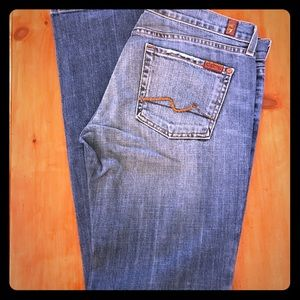 **NWOT** 7 For All Mankind Jeans - Size 30